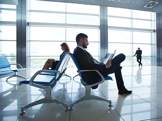 Correspondance entre aéroports, gares et villes