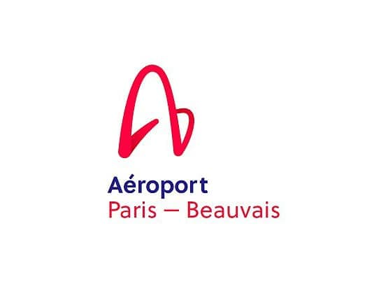 Logo officielle Aéroport Paris - Beauvais à Tillé